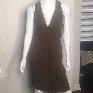 Diane Von Furstenberg Size 8 Green Dress NWOT
